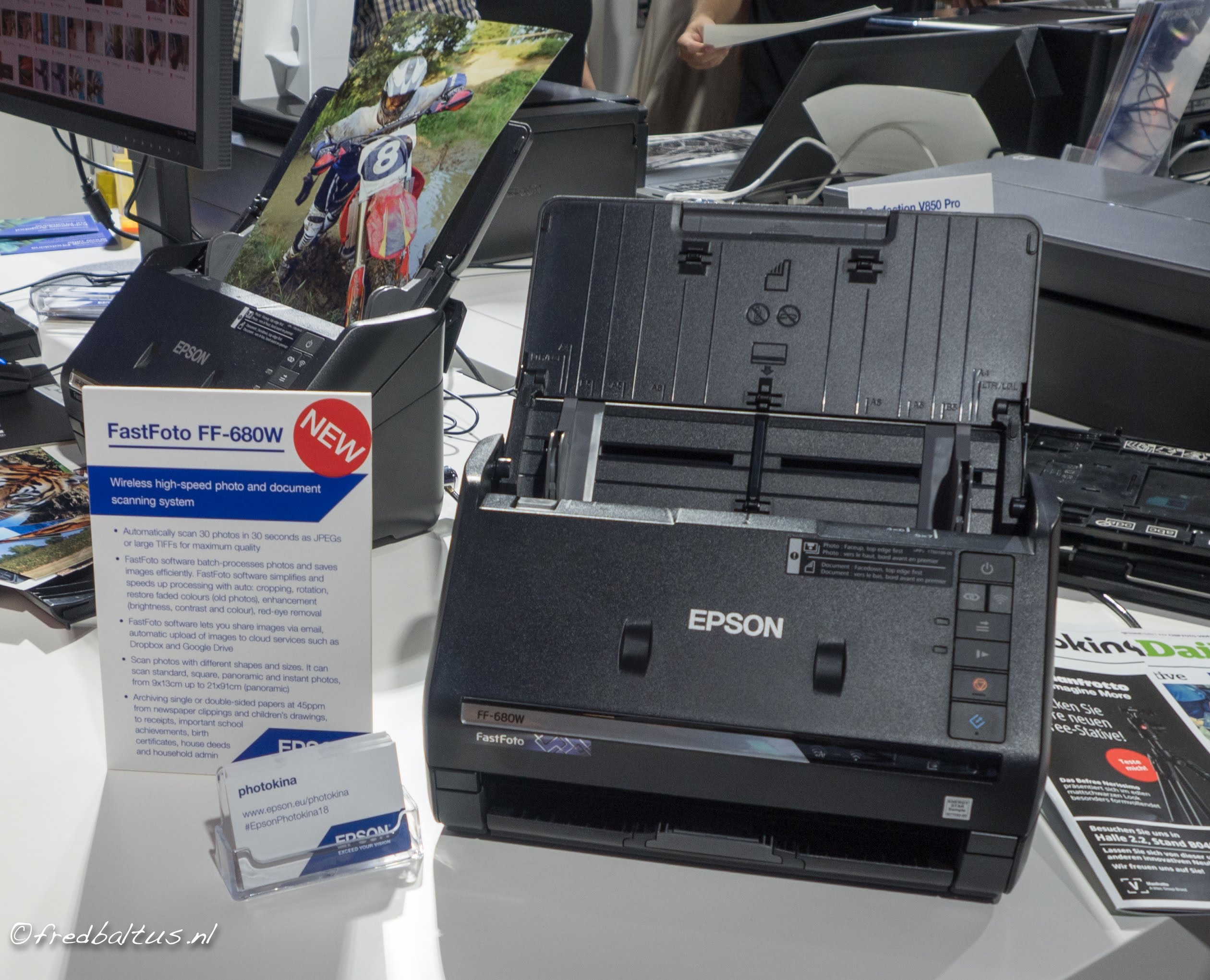 EPson FF 680W
