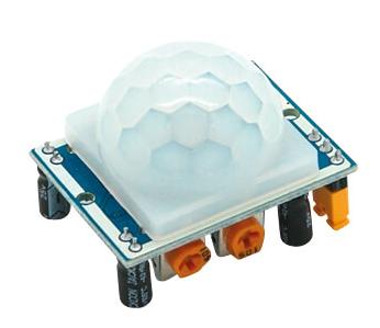 4 PIR sensor