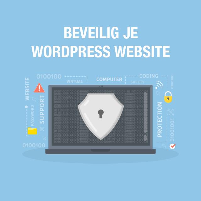 5 tips wordpress website beveiligen