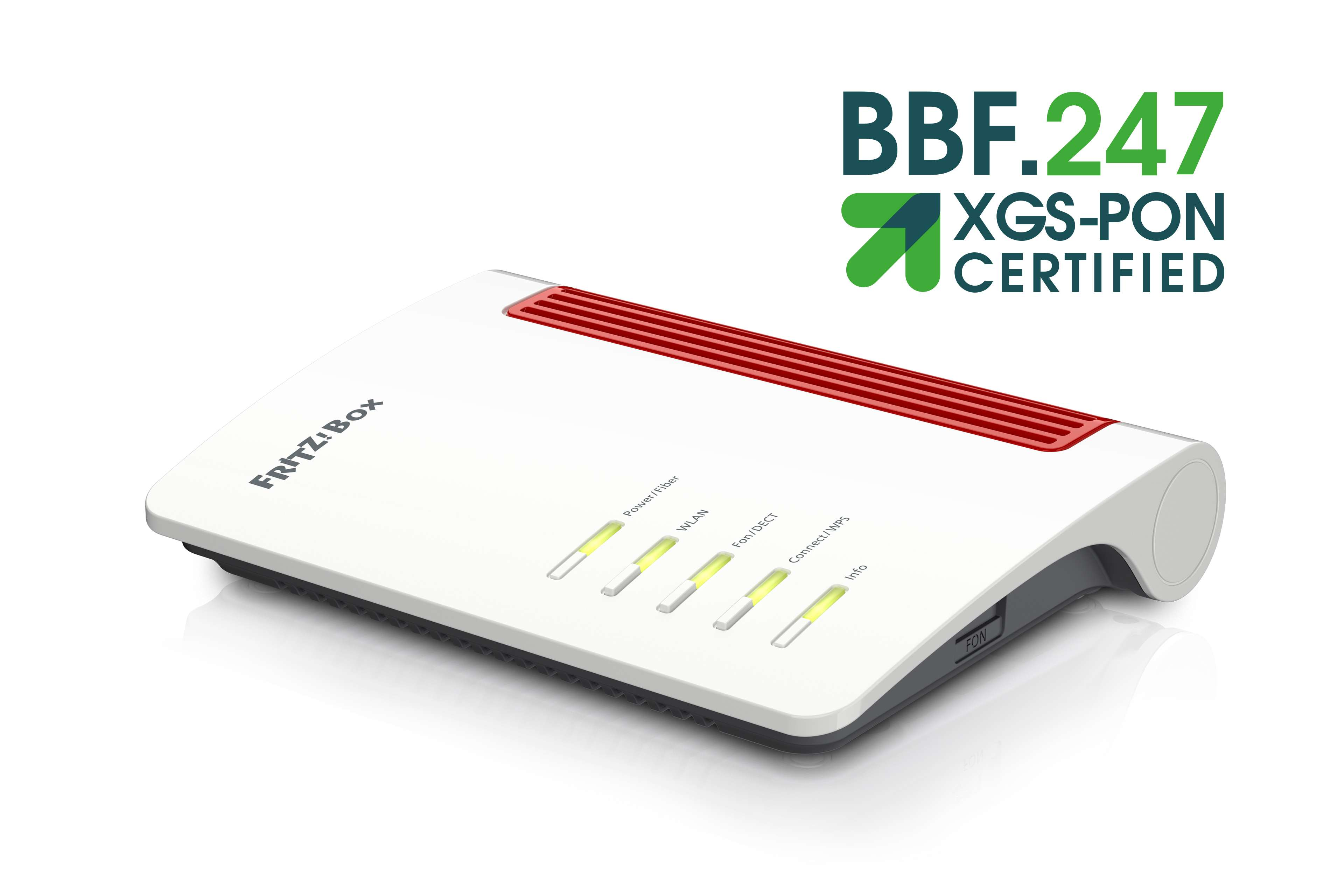 AVM FRITZBox 5530 BBF 247 Certified XGS PON 1