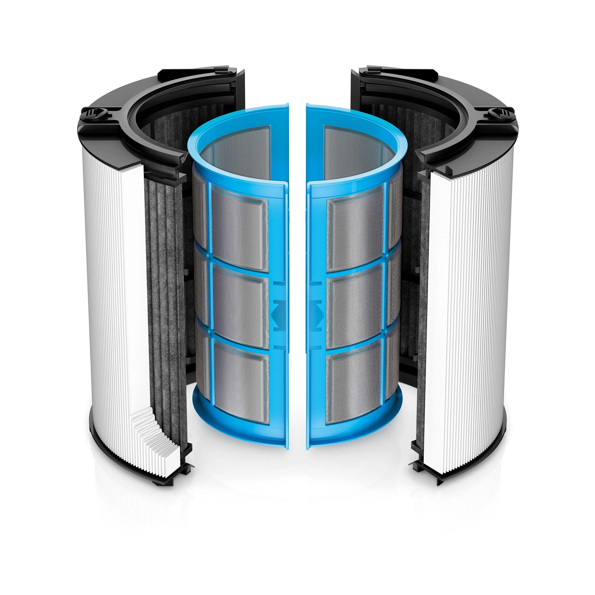 Dyson Purifier Hot Cool Formaldehyde scocombifilter