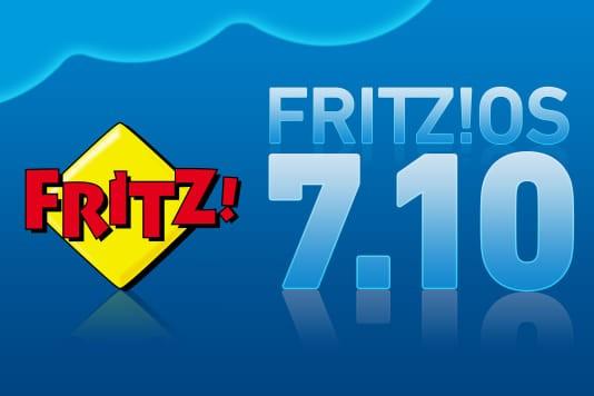 FritzOS 7.10 logo