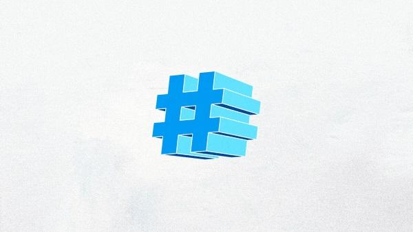 Hashtag emoji 1
