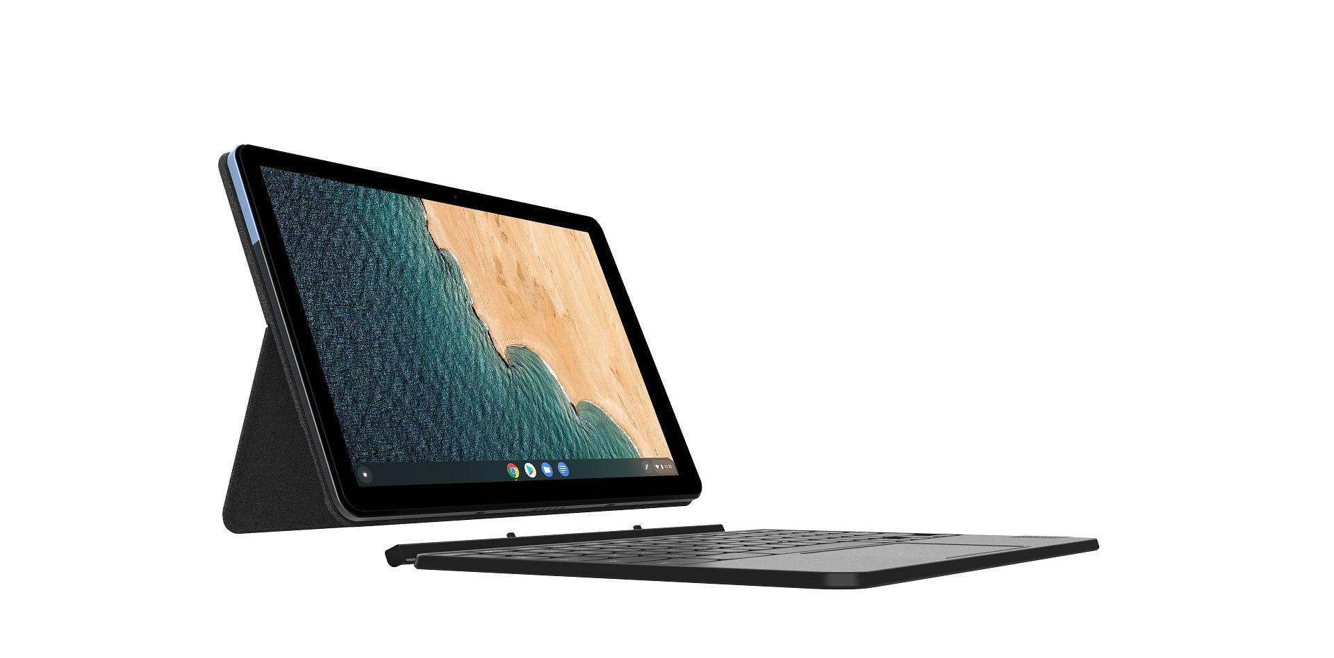 Lenovo IdeaPad Duet Chromebook right