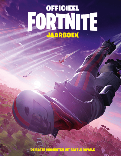 FORTNITE JAARBOEK CV 1 HR