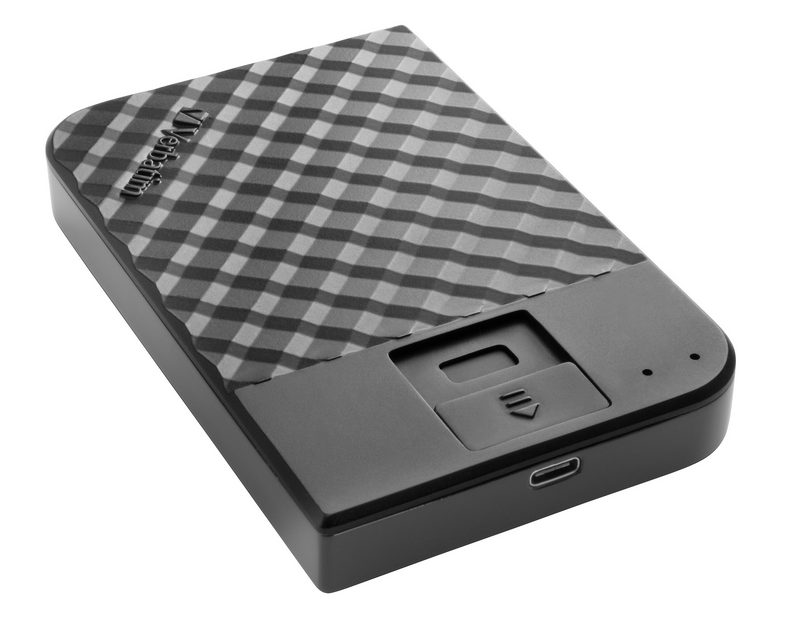 Fingerprint Secure HDD