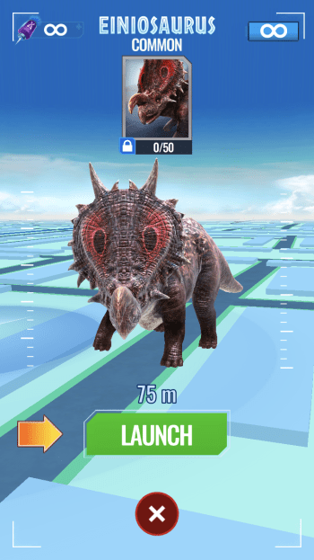 Jurassic World Alive staand 2