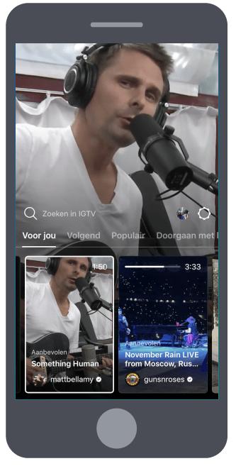 IGTV staand 2