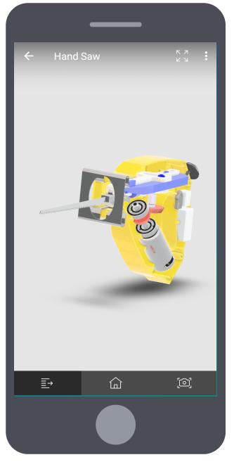 Fusion 360 camera