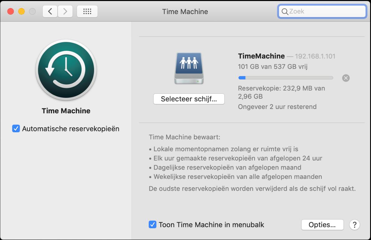 MacOS 5 2