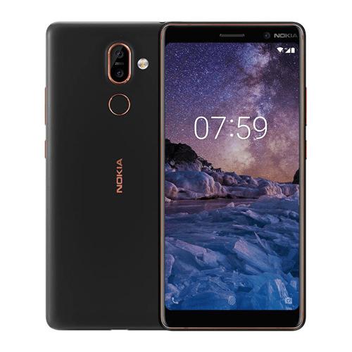 Nokia 7 Plus 6 0 Inch 4GB 64GB Smartphone Black 572101 2