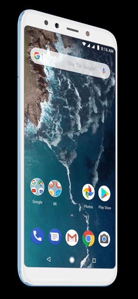Xiaomi 6X 蓝 丰碑 01 2
