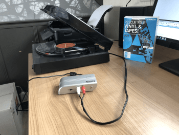 01 LPs digitaliseren