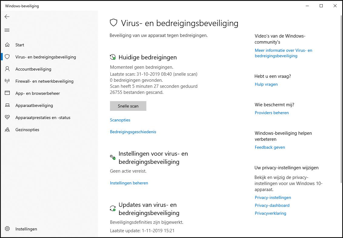 2 Windows Defender Antivirus 2