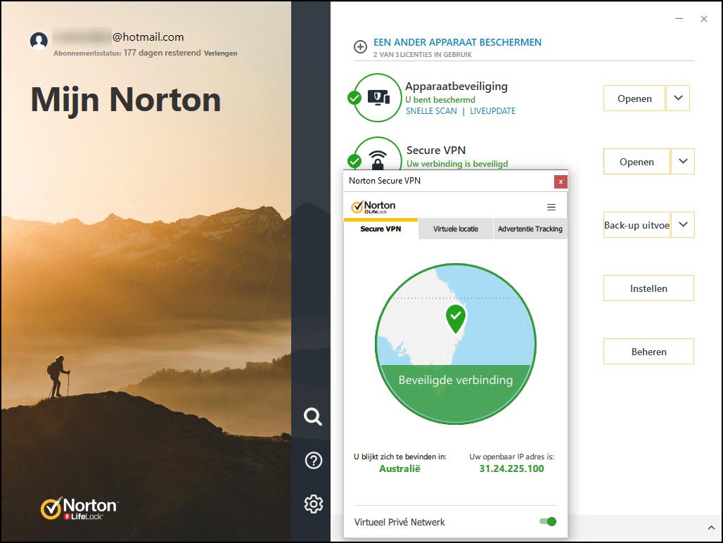 6 Symantec Norton 360 Standard 2