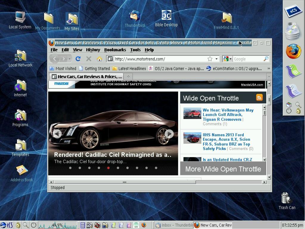 OK aecs20 desktop