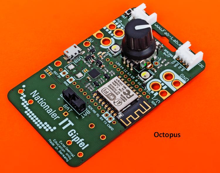 Octopus 99998 jam jg E 2