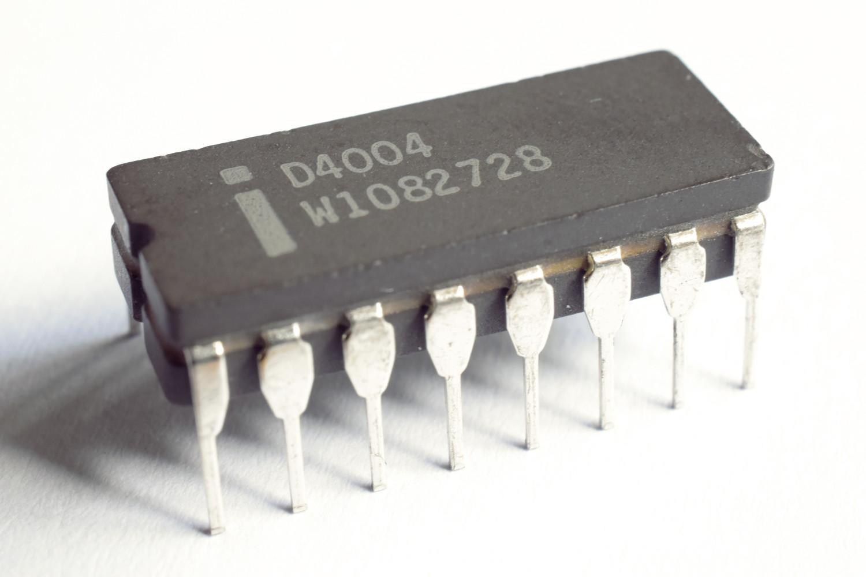 Afb 1 intel d4004