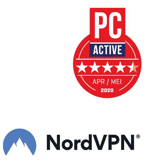 NordVPN logo horizontal 2