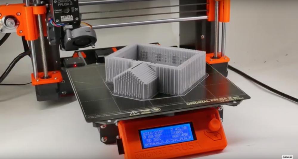 1. Prusa 3D printer 2