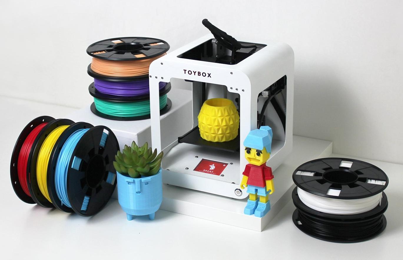 2. Toybox 3D printer 2