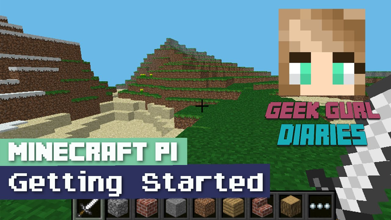 Pi Minecraft
