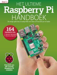 Raspberry Pi cover handboek deel 2 2