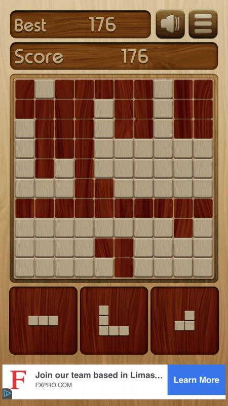 Woody Block Puzzle 2