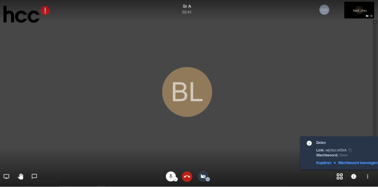 scherm BL2