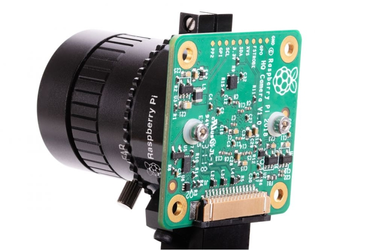Extra Camera gemonteerd 2