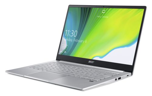 Acer Swift 3 SF314 42 WP win10 FP Backlit Silver 03 2