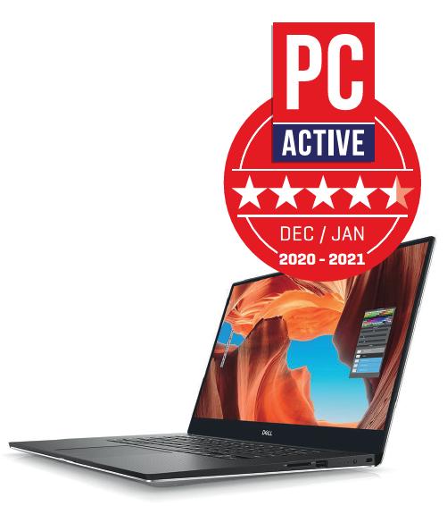 Dell XPS 15 swiper
