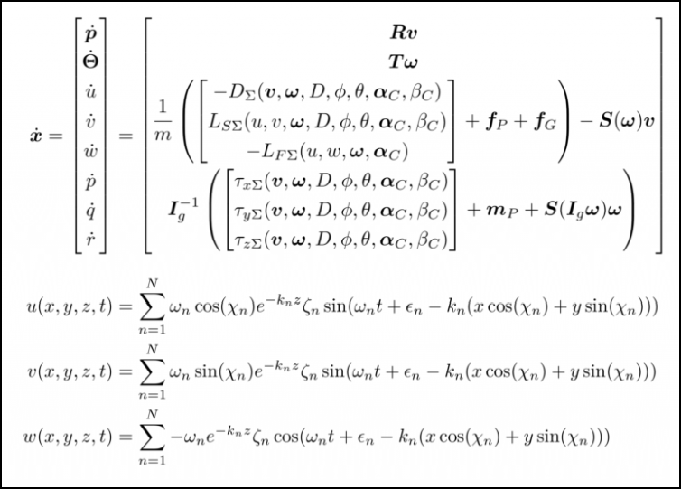 Flight Controller Equations 2
