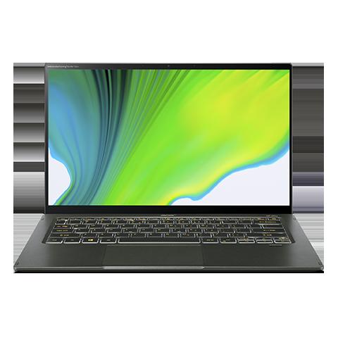 Acer Swift 5 SF514 55 FP Green modelmain