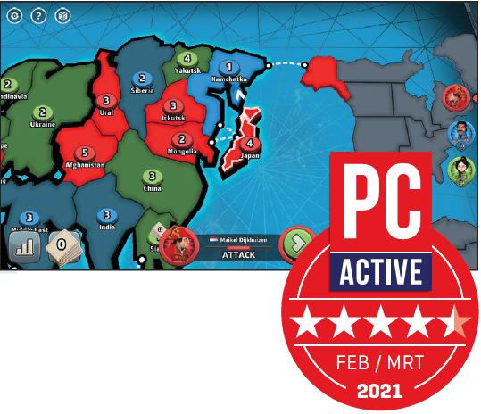 RISK Global Domination 3