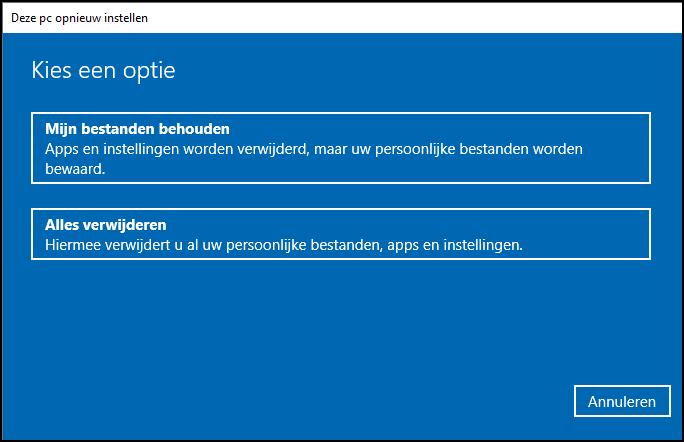 Beeld 4 Windows opnieuw installeren 2