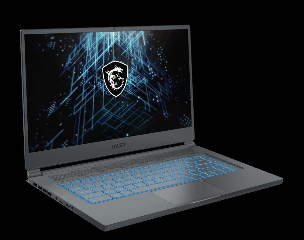 MSI NB New Stealth 15M Carbon Gray photo03 3