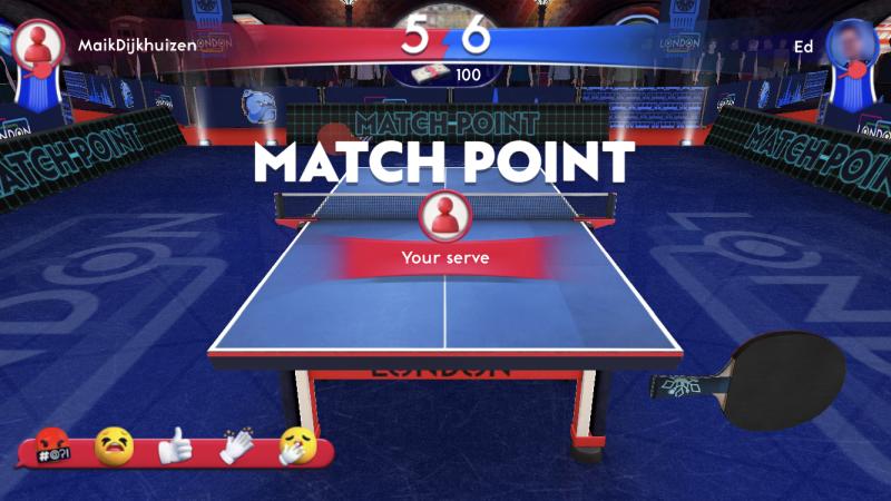 Ping Pong Fury 2
