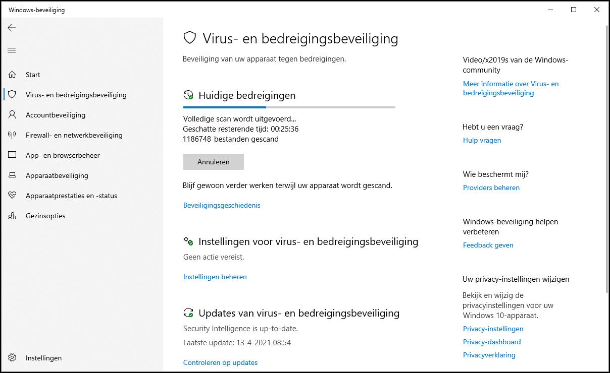 Windows beveiliging 2