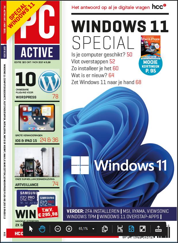 PCA320 cover
