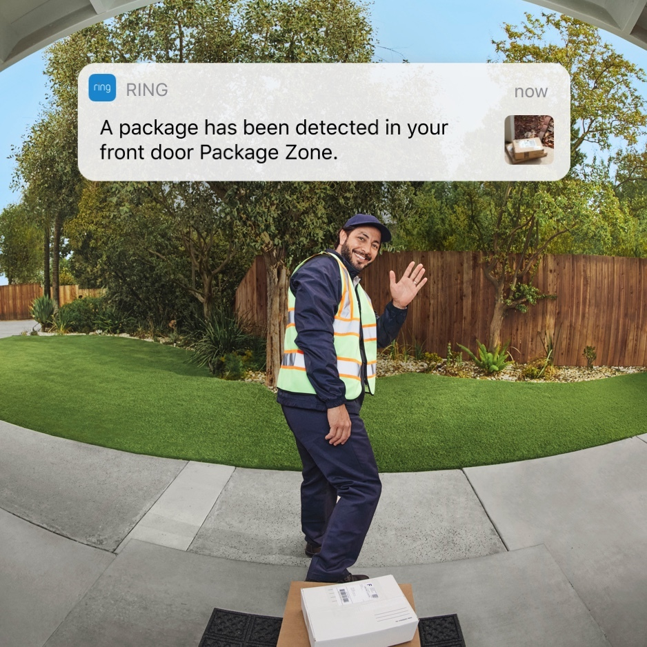 Package Alerts