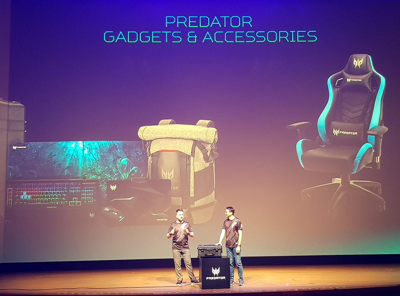 Predator accessoires C