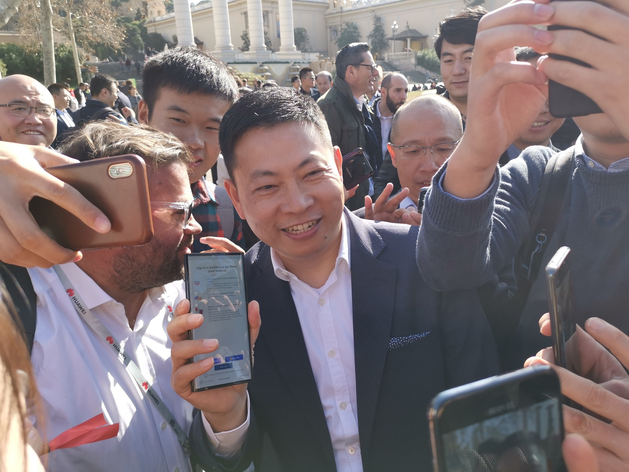 Richard Yu buiten resize