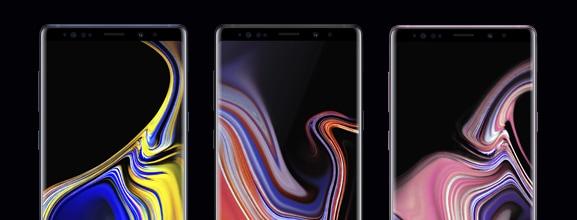 Samsung note9 KLEUREN