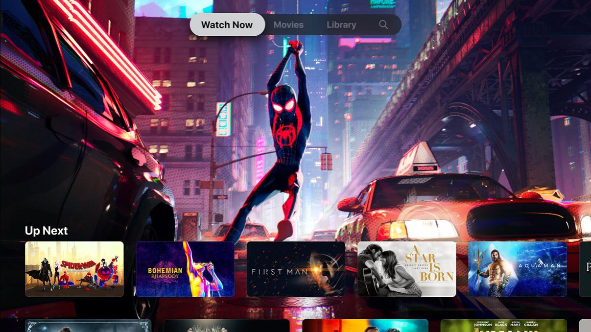 Screenshot 2019 09 17 Apple TV app