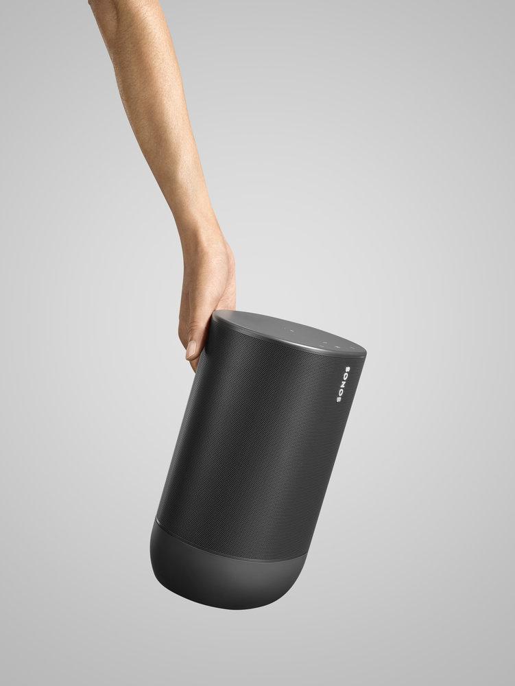 Sonos hand