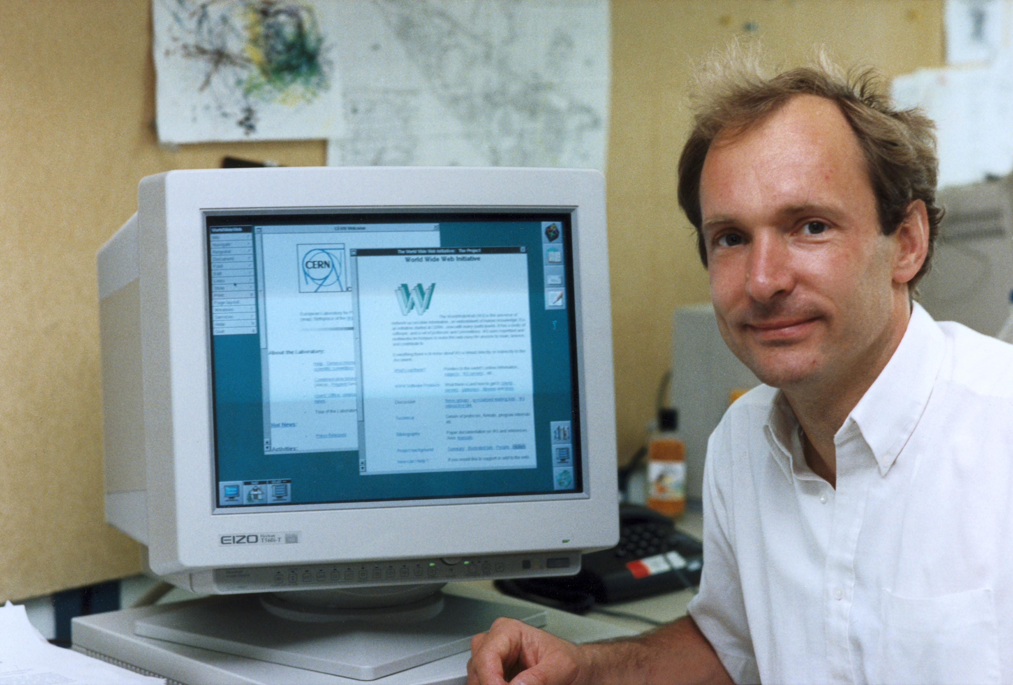 Tim Berners Lee 1