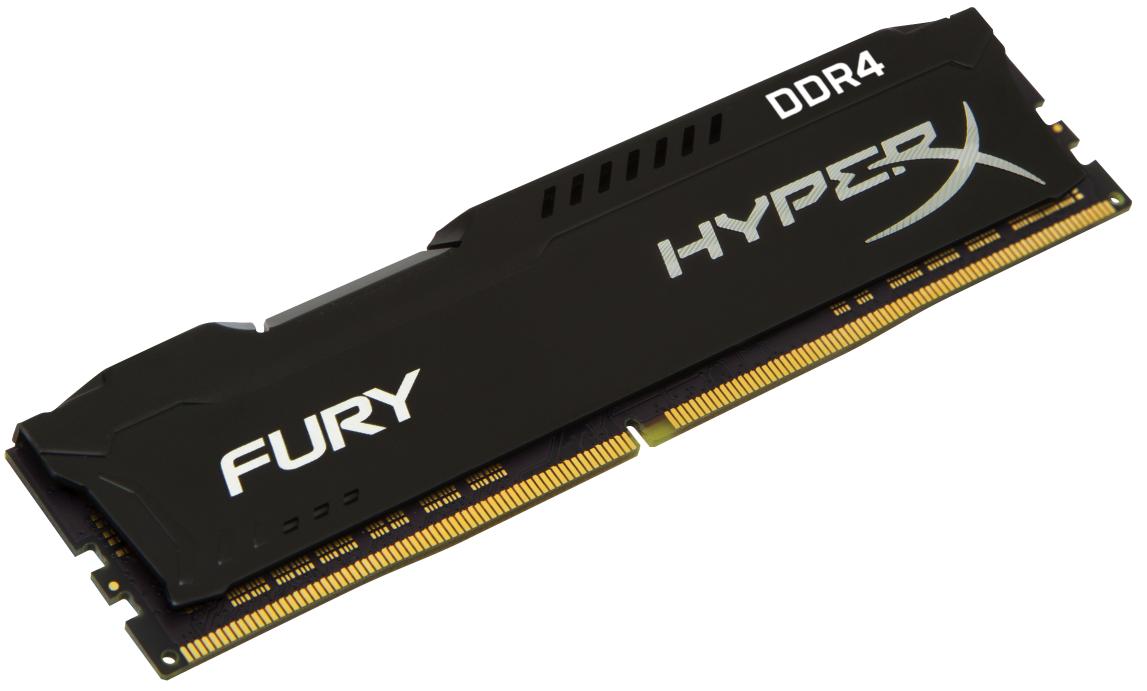 HyperX Fury DDR4 DIMM 1 hr21