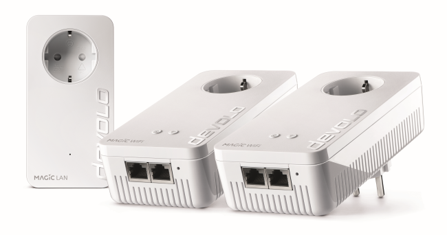 devolo Magic 2 WiFi Multiroom Kit 1 2
