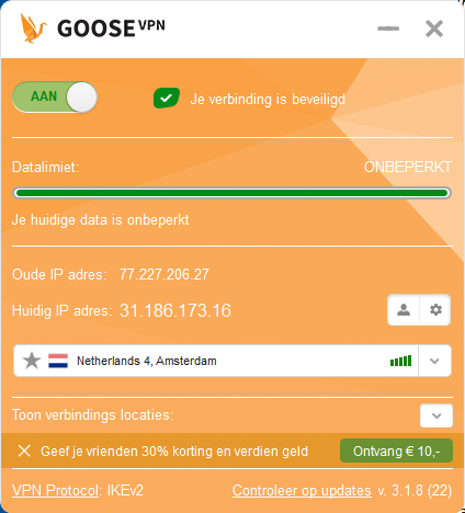 goose venster 2
